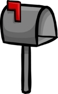 Mailbox furniture icon