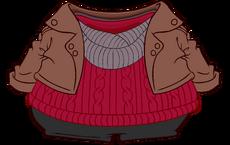 Snow Style Jacket icon