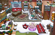 Zootopia Party Coffee Shop