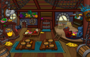 Adventure Party Temple of Fruit Pizza Parlor