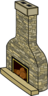 Cozy Fireplace sprite 011