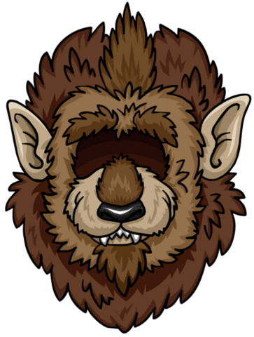File:Werewolf Mask.png