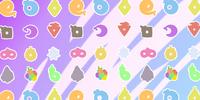 Wild O'berry Background