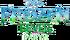 Frozen Fever Party Logo Cutout