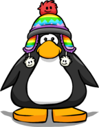 Puffle Hat PC