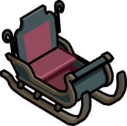 Ice Delivery Sleigh icon