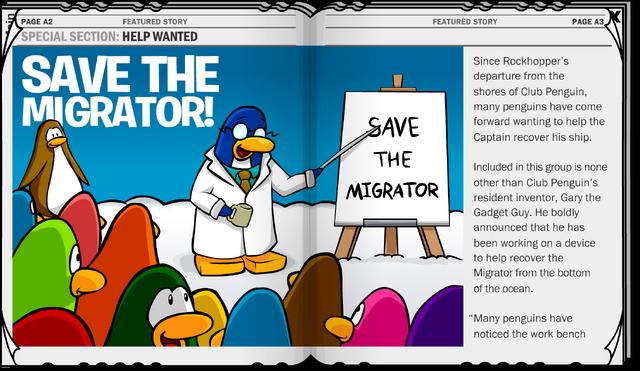 File:SaveTheMigratorNews121FirstPage.png