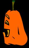 Goofy Jack-O-Lantern sprite 003
