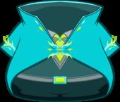 Wizardly Jacket clothing icon ID 4952