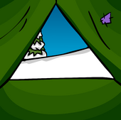 Tent Background photo