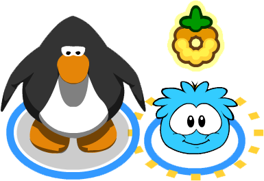 File:Penguin with Golden O'Berry puffle.png