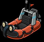 River Pontoon Boat sprite 002