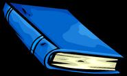 Blue Book non-unlockable icon