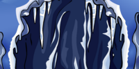Ice Cave Background