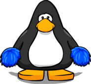 Blue Pompoms PC