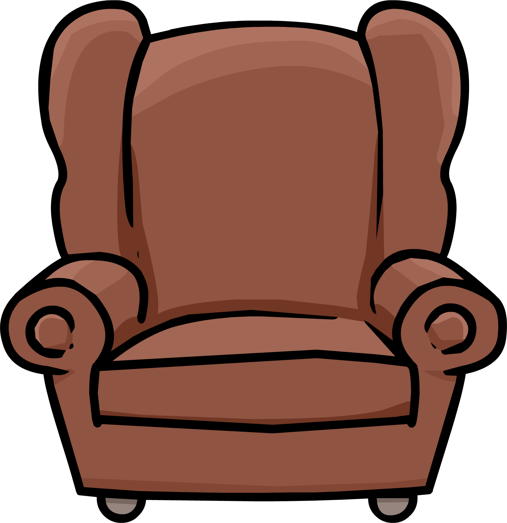 Image arm chair png club penguin wiki fandom powered by wikia - Sofa herbergt s werelds ...