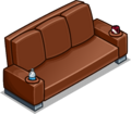 Brown Designer Couch sprite 032