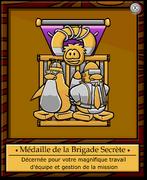 Mission 10 Medal full award fr