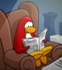 Club Penguin Times card image