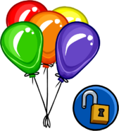 Bunch of Balloons (Unlockable)