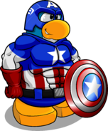 Marvel Catalog Captain America