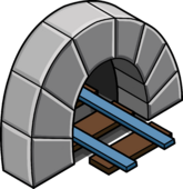 Blue Line Tunnel icon