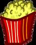Popcorn Emoticon