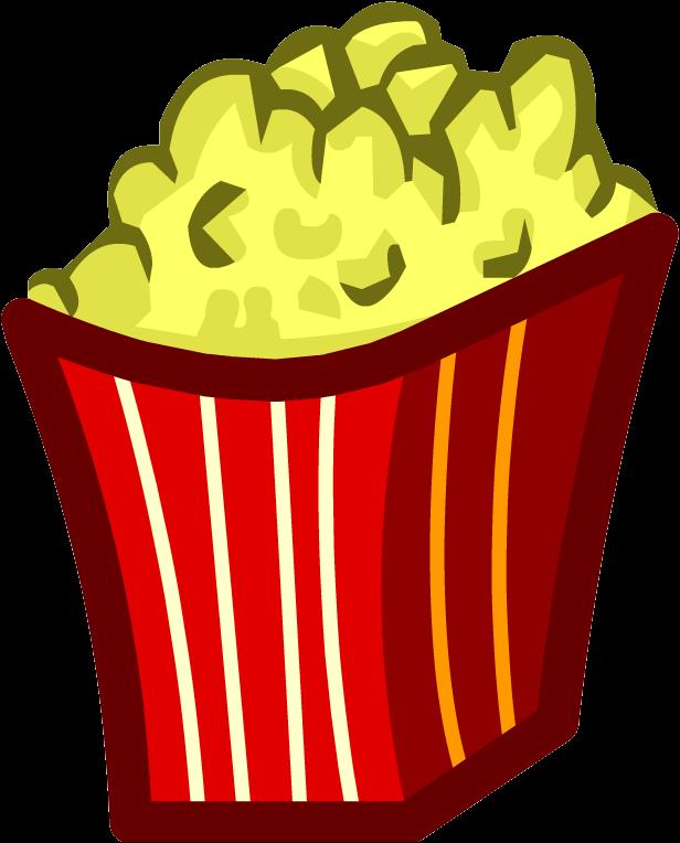 image popcorn emoticon png club penguin wiki fandom. Black Bedroom Furniture Sets. Home Design Ideas
