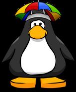 Umbrella Hat 1