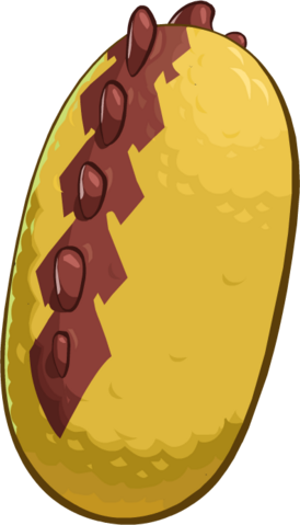 File:Prehistoric 2014 Eggs T-Rex Yellow.png