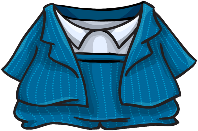 File:Blue Zoot Suit clothing icon ID 4013.png