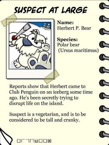 File:Herbert P. Bear info page.jpg