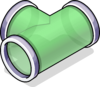 T-joint Puffle Tube sprite 041