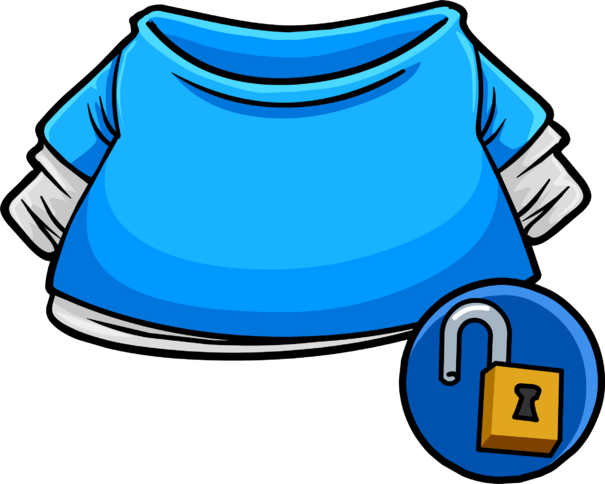 File:Blue Trendy Shirt clothing icon ID 14240.png