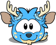 Puffle blue1016 igloo