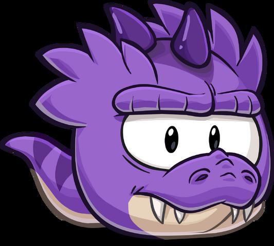 File:PurpleTRexPuffle.png