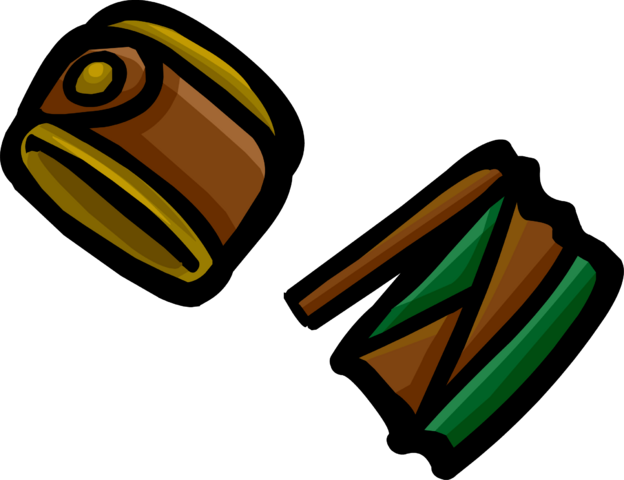 File:Brown Leather Cuffs icon.png