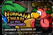 Norman Swarm advertisement 3