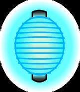 Blue Paper Lantern sprite 002