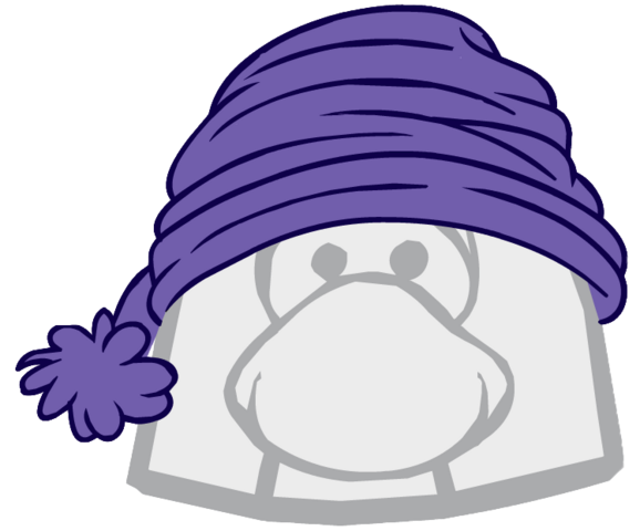 File:Purple Toque clothing icon ID 1597.png
