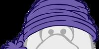 Purple Toque