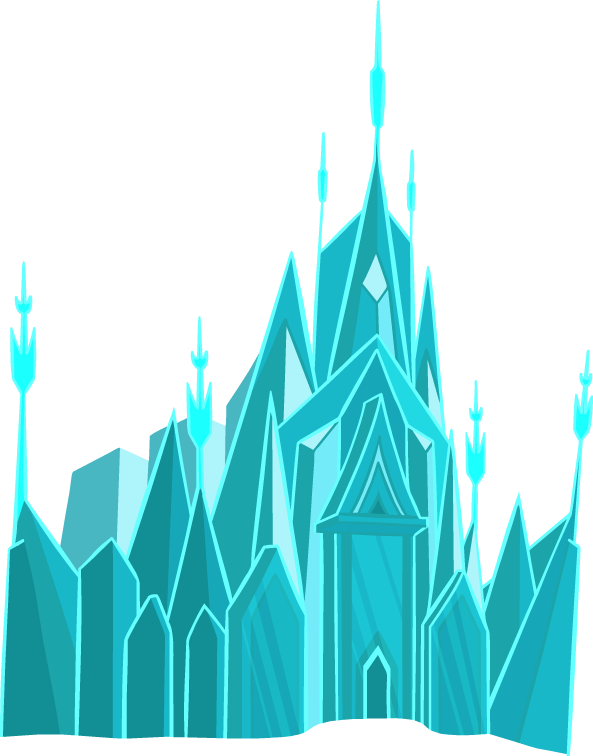 Image - Elsa's Ice Palace.png | Club Penguin Wiki | FANDOM ...