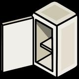 Wall Cabinet sprite 006