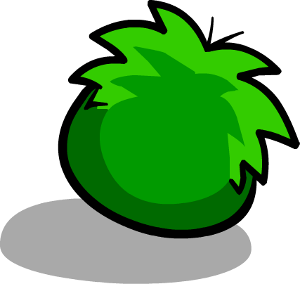 File:Green PuffleBack.png