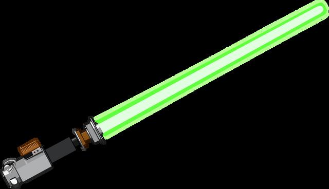 File:SkywalkerLightsaber.png