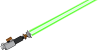 Luke's Lightsaber