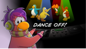 CPGD Minigame Title Dance Off
