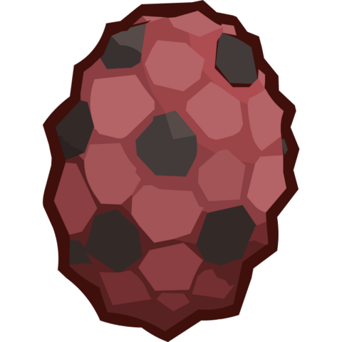 File:Prehistoric 2013 Eggs Triceratops Red.png