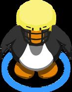 Riley's Helmet in-game