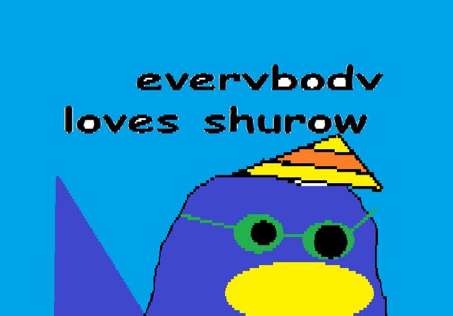 File:EverybodyLovesShurowLogo.png